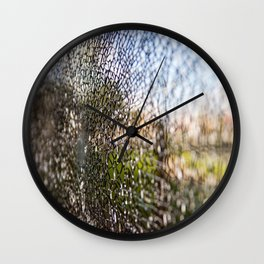 crack Wall Clock