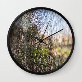 crack Wall Clock