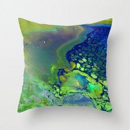 Algea Throw Pillow