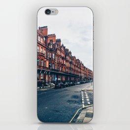 London Road iPhone Skin