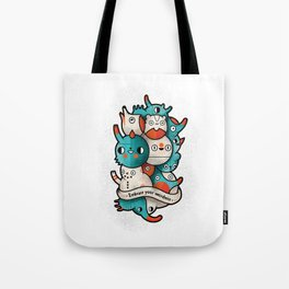 Embrace your weirdness Tote Bag