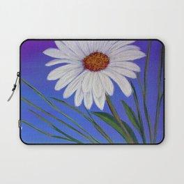 White daisy -2 Laptop Sleeve
