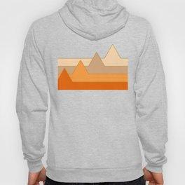Orange Mountains #society6 #decor #buyart Hoody