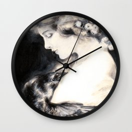 Close Wall Clock