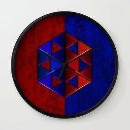 zelda star Wall Clock