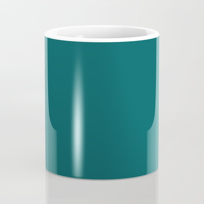 Pantone 19-4524 Shaded Spruce Coffee Mug