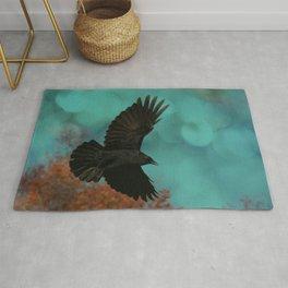 Soaring Crow Rug