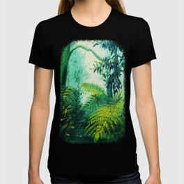 Rainforest Lights and Shadows T-shirt