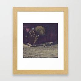 Lupus Framed Art Print