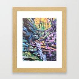 Platte Cove IV Framed Art Print