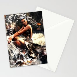 Hydrosphere, Water Element Stationery Cards