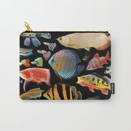 Freshwater tropical fish Carry-All Pouch