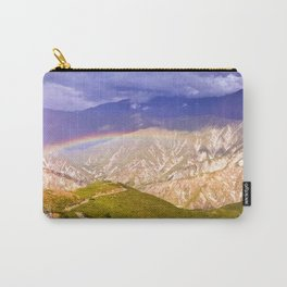 The rainbow of nature. Carry-All Pouch