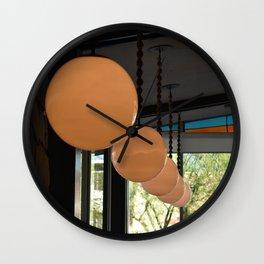 At the Diner Wall Clock