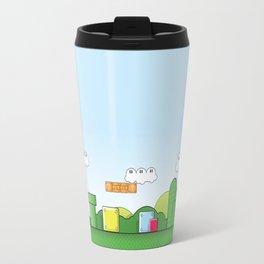 World of Mario Travel Mug