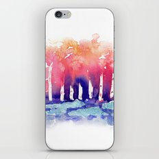 Abstract Forest iPhone & iPod Skin