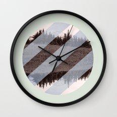 Banana Hammock  Wall Clock