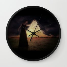 Unveiling Wall Clock