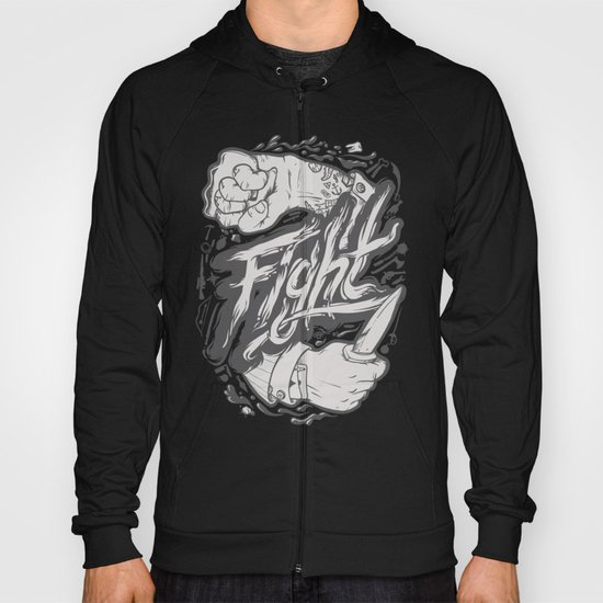 The Fight Hoody