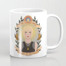 "Kara ""Starbuck"" Thrace Coffee Mug"