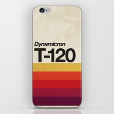 Dynamicron T120 iPhone & iPod Skin