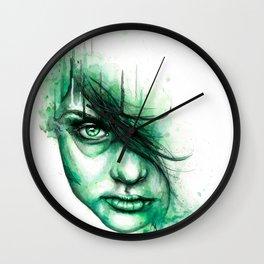 Not Listening Wall Clock