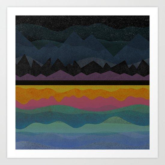 Nightvision  Art Print