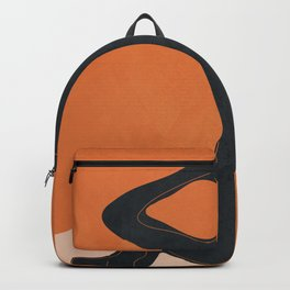 Abstract Nude I Backpack