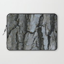 TEXTURES -- Fremont Cottonwood Bark Laptop Sleeve