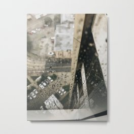 Rainfall Metal Print