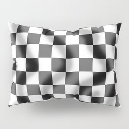 Chequered Flag Slight Ripple Pillow Sham