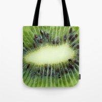 kiwi Tote Bags featuring Kiwi by ThePhotoGuyDarren