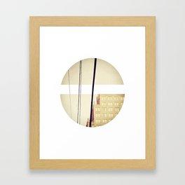 Sutro 12 Framed Art Print