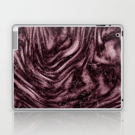 Rosewood velvet gem Laptop & iPad Skin