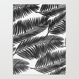 Black Feathers Poster