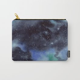 Galaxy Painting Carry-All Pouch