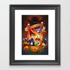 If dreams can't come true Framed Art Print