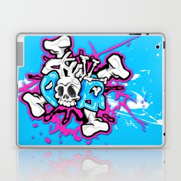 Skull Pops Laptop & iPad Skin