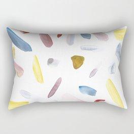 Crystals & Stones #4 Rectangular Pillow