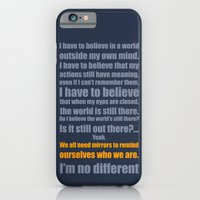 We All Need Mirrors iPhone 6s Slim Case