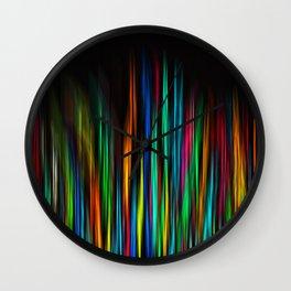 Color Abstract 3.31 Wall Clock