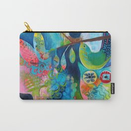 Goddess of the Birds Carry-All Pouch