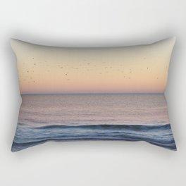 Flock of Seagulls Rectangular Pillow