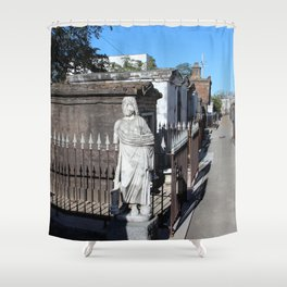 Let Me Be Your Guide Shower Curtain