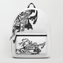 Sea dragon Backpack