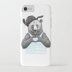 from russia with love iPhone 7 Slim Case