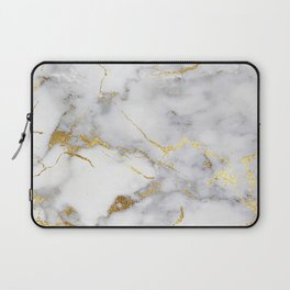 Italian gold marble Laptop Sleeve