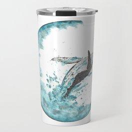 Sea Moonlight Travel Mug