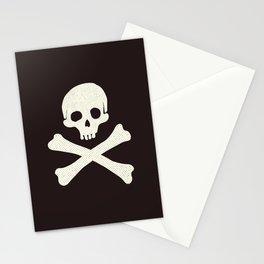 Skull & Crossbones Stationery Cards