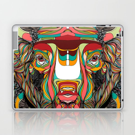 Bison (Feat. Bryan Gallardo) Laptop & iPad Skin